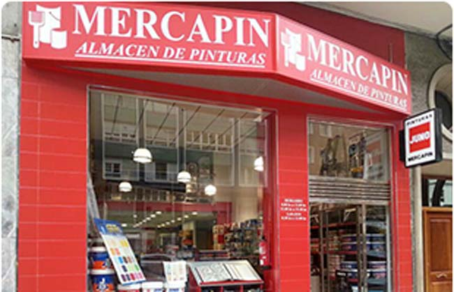 Mercapin local